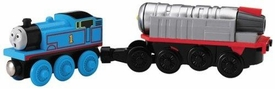 Thomas the Train & Friends Wooden Railway Die-Cast Battery Powered Jet Engine with Thomas