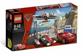 LEGO Disney Cars Exclusive Set #8423 World Grand Prix Racing Rivalry
