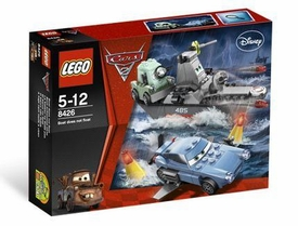 LEGO Disney Cars Set #8426 Escape at Sea