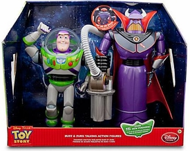 Disney / Pixar Toy Story Exclusive 12 Inch Talking Action Figure 2-Pack Zurg & Buzz Lightyear