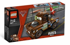 LEGO Disney Cars Exclusive Set #8677 Ultimate Build Mater
