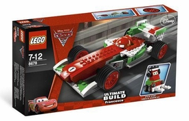 LEGO Disney Cars Exclusive Set #8678 Ultimate Build Francesco