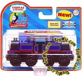 Thomas the Tank Train & Friends Wooden Railway Figure Mighty Mac