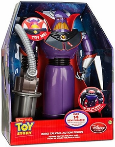 Disney / Pixar Toy Story Exclusive 15 Inch Talking Action Figure Zurg