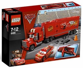 LEGO Disney Cars Set #8486 Macks Team Truck