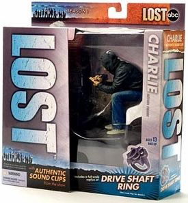 McFarlane Toys LOST Series 1 Action Figure Charlie
