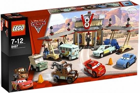 LEGO Disney Cars Set #8487 Flos V8 Cafe