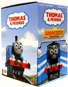 Sodor Adventures Thomas the Tank Engine & Friends Collectipak Box [36 Packs]