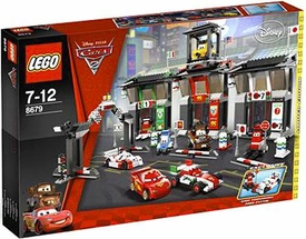 LEGO Disney Cars Exclusive Set #8679 Tokyo International Circuit