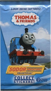 Sodor Adventures Thomas the Tank Engine & Friends Collectipak Pack