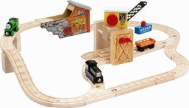 Thomas the Tank Train & Friends Wooden Railway Quarry Mine Tunnel Set