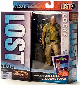 McFarlane Toys LOST Series 1 Action Figure Locke