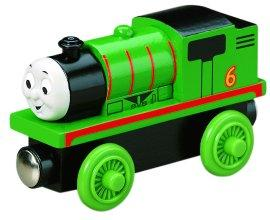 Thomas the Tank Train & Friends Wooden Railway Figure Percy