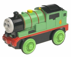 Thomas the Tank Train & Friends Wooden Railway Figure Battery-Powered Percy
