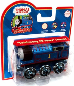 Thomas the Tank Train & Friends 60 Year Edition Thomas The Tank [Metallic Blue]