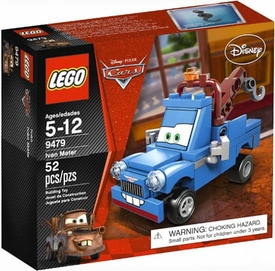 LEGO Disney Cars Set #9479 Ivan Mater