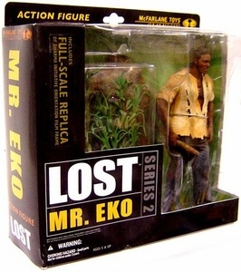 McFarlane Toys LOST Series 2 Action Figure Mr Eko