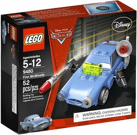 LEGO Disney Cars Set #9480 Finn McMissile