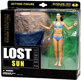 McFarlane Toys LOST Series 2 Action Figure Sun