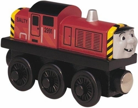 Thomas the Tank Train & Friends Wooden Railway Figure Salty