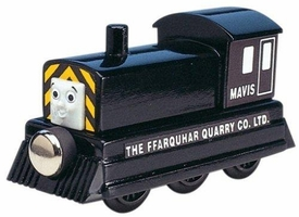 Thomas the Tank Train & Friends Wooden Railway Figure Mavis