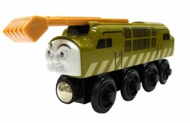 Thomas the Tank Train & Friends Wooden Railway Figure Diesel 10