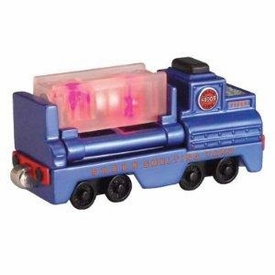 Thomas the Train & Friends Wooden Railway Die-Cast Smelter Shed Cargo Car