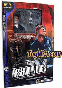 Palisades Toys Reservoir Dogs 12 Inch Action Figure Marvin Nash