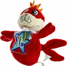 Neopets Collector Species Series 5 Exclusive Plush with Keyquest Code Red Tuskaninny