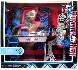 Monster High Playset Frankie Stein's Vanity