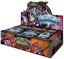 World of Warcraft Blood of Gladiators Booster BOX [24 Packs] BLOWOUT SALE!