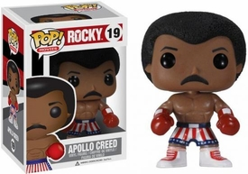 Funko POP! Rocky Vinyl Figure Apollo Creed