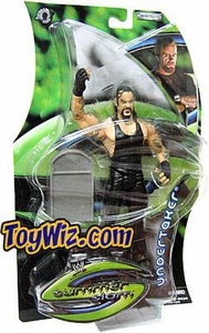WWE Jakks Pacific Wrestling SummerSlam 2004 Action Figure Undertaker