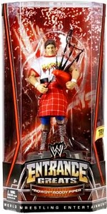 Mattel WWE Wrestling Entrance Greats Action Figure Rowdy Roddy Piper