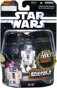 Star Wars 2006 Greatest Hits Action Figure Wave 3 R2-D2 [10 of 14]