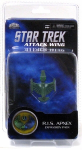 Star Trek Attack Wing R.I.S. Apnex Expansion Pack