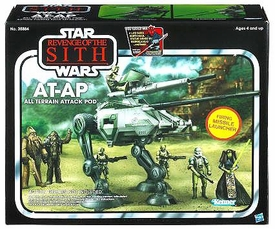 Star Wars 2012 Vintage Class II Attack Vehicle AT-AP [All Terrain Attack Pod]