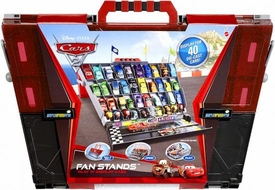 Disney / Pixar CARS 2 Movie Fan Stands [Play 'N' Display Carry Case]