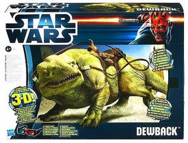 Star Wars 2012 Exclusive Episode I Vehicle Dewback