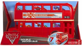 Disney / Pixar CARS 2 Movie Exclusive Playset Double Decker Bus