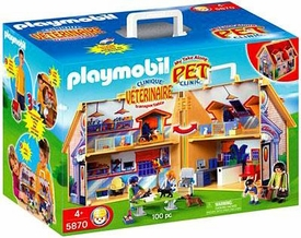 Playmobil Zoo Set #5870 Pet Clinic