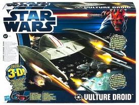 Star Wars 2012 Exclusive Episode I Vehicle Vulture Droid BLOWOUT SALE!