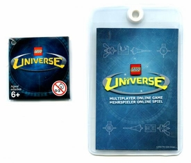 LEGO Universe Item #4612706 Launch Event VIP Pass Badge [Event Has Expired!]