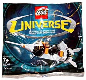 LEGO Universe Exclusive Set #55001 Rocket Ship [Bagged]