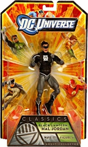 DC Universe Classics Series 17 Action Figure Hal Jordan {Black Lantern} [Build Anti-Monitor Piece!]