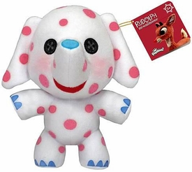 Funko Rudolph the Red Nosed Reindeer Plush Figure Spotted Misfit Elephant