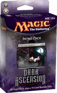 Magic the Gathering Dark Ascension Theme Deck Intro Pack Dark Sacrifice