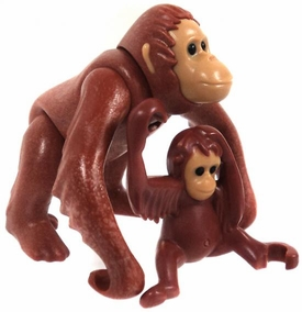 Playmobil Set #6200 Orangutan with Baby