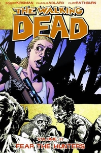 Image Comic Books Walking Dead Trade Paperback Vol. 11 Fear The Hunters
