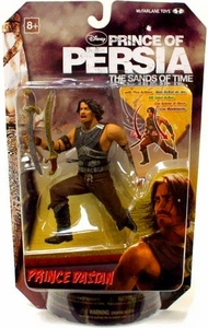 McFarlane Toys Prince of Persia 6 Inch Action Figure Warrior Dastan
